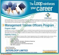 MTO jobs in interloop Ltd fsd